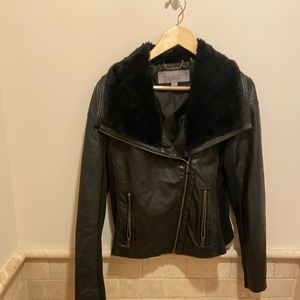 Andrew Marc/Marc New York Faux Fur Jacket